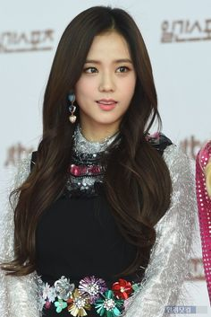 Jisoo's beauty