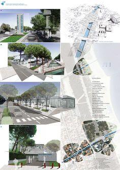 Riqualificazione e riordino urbano e dell'immagine di Punta Marina Terme. Ravenna / Margini Carlo, Francesca Fava, Serena Manfredi