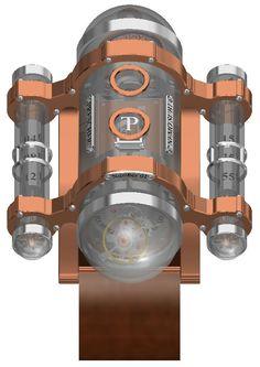 Monochrome Watches, Big Watches, Basel, Smart Watch, Smartwatch, Big Clocks