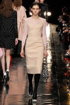 Carven Fall 2013 Ready-to-Wear Collection Slideshow on Style.com