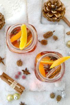 Rezept: Winterpunsch mit Rotkäppchen auch zum Teilen #rotkäppchen #punsch #winterpunsch #winter #rezept #recipe #drinks #alkohol