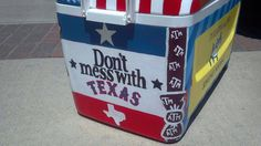 Ideas of what to paint on my cooler!