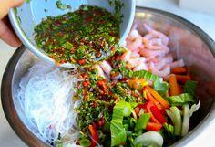 Veggie Recipes, Asian Recipes, Vegetarian Recipes, Healthy Recipes, Veggie Food, I Love Food, Good Food, Yummy Food, Pak Choi