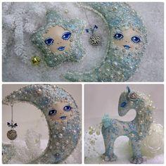 Новый год на Sees-All-Colors: Сказочные елочные игрушки Виктории Морозовой