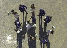 AirWedding.co Luxury Wedding Videography & Photography Malibu Rocky Oaks Aerial Drone Videography