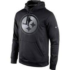 Steelers Reflective Logo Hoodie - Nike