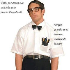 cantada de nerd kkkkk