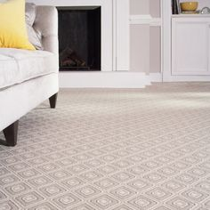 Stanton Carpet: Product Detail - Chesapeake Collection: Roanoke 95663 Pebble