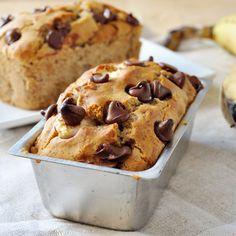 Banana Monster Bread, Vegan Gluten-Free 2