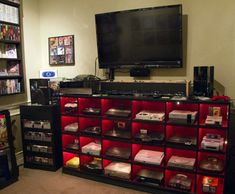150 Best Game Storage And Tv Stand Images Games Playroom Gaming