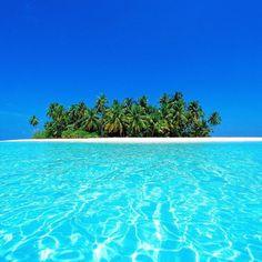 White sand beaches and an amazing underwater world