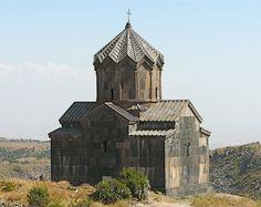 Vahramashen Church, Amberd