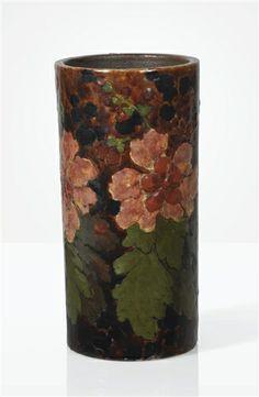 Albert Louis Dammouse vase