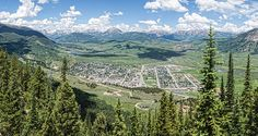 Why is Crested Butte such a primo hiking destination? Because it's crowded with…