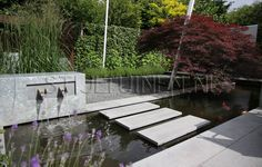 Stijltuinen   http://www.tuinontwerp-tuinarchitecten.nl/portfolio/eigentijdse-tuin-luxe-ridderkerk-stijltuinen#