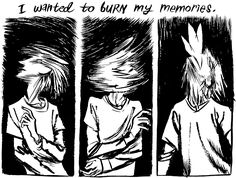"""A Humble Professor — Thoughts on Craig Thomas's """"Blankets"""" (2004 Graphic Novel)"""
