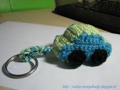 Keychain car / sleutelhanger auto