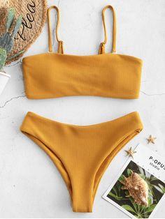 604c809f7434 10 mejores imágenes de Bikini con bandeau en 2019   Trajes de baño ...