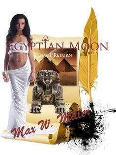 The Egyptian Moon Series …    With her relationship with Tyler handing in the balance, Megan is in the battle of her life fighting for her present life. Will she prove to be strong enough to hang on to her world, or will she slip permanently into a life and culture haunting her from an ancient, society.