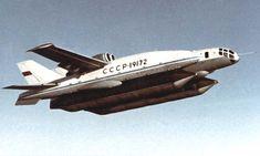 Beriev Bartini VVA 14 aircraft