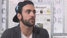 """Marco Mengoni a Messaggero Tv: """"Ora cambio musica"""""""