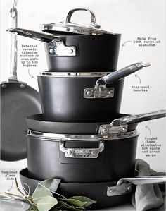 Williams-Sonoma Professional Nonstick 10-Piece Cookware Set