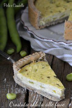 Sono sincera, a me le fave cotte, proprio non piacciono! Amo mangiarle crude, con una bella fetta di pane fresco...