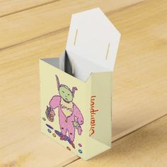 Easter Egg Hunt Ghoulie Gimme Chocolate Favor Box - craft supplies diy custom design supply special