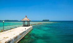 Keindahan Objek Wisata Pulau Tidung