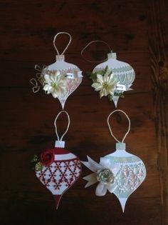 memory box hanging ornaments by iris-flower