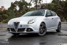 Alfa Romeo Giulietta QV 2015 Review