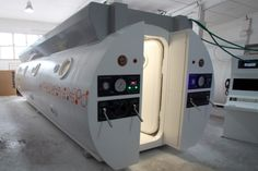 Hyperbaric oxygen therapy chamber jeddah