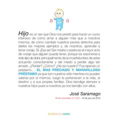 saramago Baby Center, Baby Love, Baby Shower, Humor, Quotes, Mantra, Trying To Get Pregnant, Being A Mom, Hardcover Books