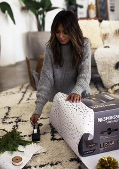 The Gift of Nespresso. – Sincerely Jules