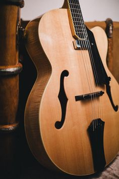 Handcrafted Jazz Archtop Guitar by EbeneezerG on Etsy, $5000.00 #guitar #archtop