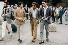 The Best Street Style from Pitti Uomo 92 Photos | GQ