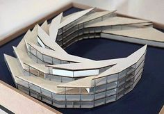Cuando se trata de maquetas, la elección de materiales hace la diferencia para una buena presentación...