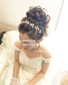 ブライダルヘアの前髪アレンジ印象別まとめ 結婚式 前髪 アップ