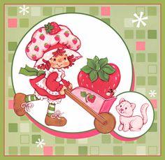 Frutillitas Calendario Strawberry Shortcake Characters, Vintage Strawberry Shortcake Dolls, 1980 Toys, Rainbow Brite, Vintage Paper Dolls, Cute Kids, Cute Art, Childhood Memories, Screen Printing