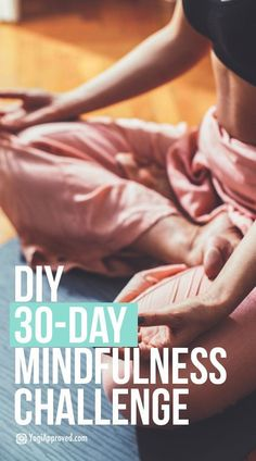 DIY 30-Day Mindfulness Challenge | Healthy Lifestyle + Living + Habits via #Shefit High Impact Sports Bra for Large Breasts | #ActiveWear for Big Busts + #SportsWear