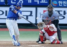 Samsung's Lee Seung-yeop becomes all-time home run leader in S ...