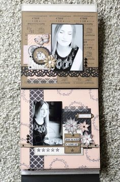 Kit Variations créatives .... - Le Scrap de Patmiaou