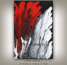 ABSTRACT PAINTING Contemporary ART daily by ContemporaryArtDaily