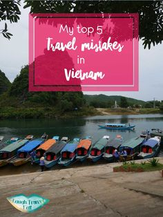Vietnam is cheap, but as a nation with a weak economy that's overloaded with tourists, there are a lot more caution and preparation needed. via @https://www.pinterest.com/laughtraveleat