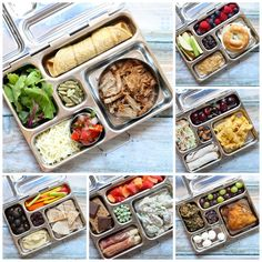 Healthy Back to School Lunch Ideas Moms and Kids will :ove | The Organic Kitchen Blog and Tutorials