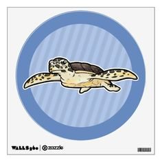 Purchase yourself a bunch of Ocean wall decals from Zazzle! Our wall stickers are great for any room in your home or office! Animal Room, Wall Decals, Turtle, Room Decor, Sea, Animals, Turtles, Animales, Pet Store