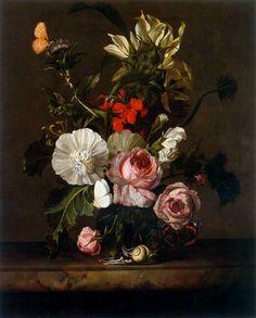 Rachel Ruysch, Flowers