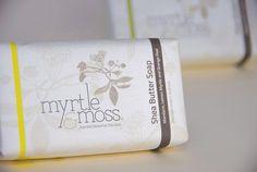 Myrtle &Moss - The Dieline - The #1 Package Design Website -