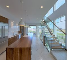 Maric Homes, Winnipeg, MB. Daniel Wexler photo.
