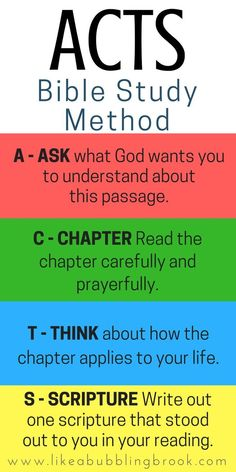 The ACTS Bible Study Method. This is so easy to remember! If you're looking for fresh Bible study tools, try the ACTS Bible study method. It's simple to use and will help you dig deeper in the Word! Bible Study Notebook, Bible Study Plans, Bible Study For Kids, Bible Study Tips, Bible Study Journal, Scripture Study, Bible Lessons, Family Bible Study, Daily Bible Reading Plan